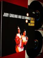 JUDY GARLAND AND LIZA MINNELLI - LIVE AT THE .. LP