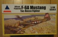 F6A Mustang Tac-Recce Fighter