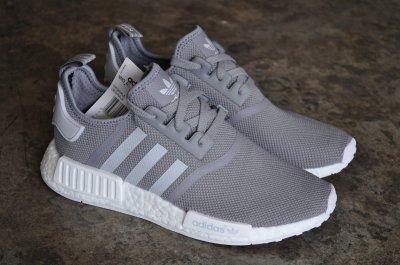 Adidas NMD R1 Charcoal Grey Grey White 38 - 6470371309 - oficjalne ... ac55855e4