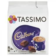 Tassimo Cadbury Hot Chocolate, 240 g