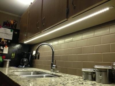 Oświetlenie Podszafkowe Led 70cm Profil Taśma 12v