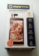 "Smartfon Manta MSP94501 EASY SELFIE 4,5""dual"