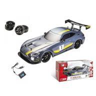 Brimarex Mercedes AMG GT 3 4WD Drifting RC 1/10
