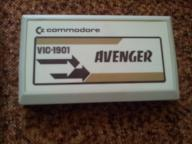 Commodore VIC - AVENGER - Cartridge