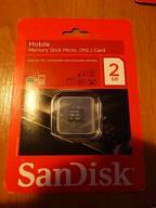 Nowy SanDisk M2 2Gb