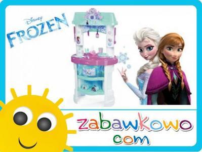 Smoby Kuchnia Dla Dzieci Frozen Kraina Lodu 5732353055 Oficjalne