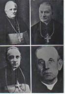Biskupi zamordowani podczas wojny