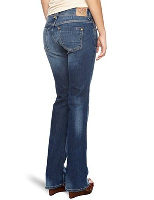 71849e3ff NOWE jeansy damskie Tommy Hilfiger Rhonda Boot Cut - 6857344095 ...
