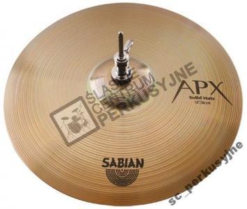 sabian apx hi hat 14 5108160922 oficjalne archiwum allegro. Black Bedroom Furniture Sets. Home Design Ideas