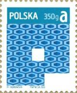znaczki pocztowe obiegowe nominał 3,20 zł