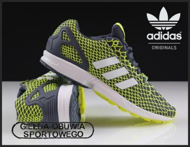 online retailer 19e65 4c447 Adidas ZX FLUX TECHFIT B24934 / WYBIERZ ROZMIAR - 5951407641 ...