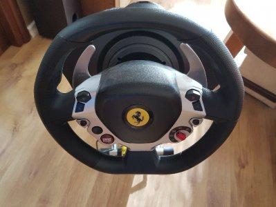 Thrustmaster TX Racing Wheel + Wheel Stand Pro