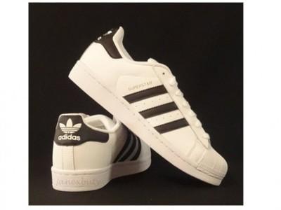 wyglądają dobrze wyprzedaż buty świetna jakość dostępny BUTY DAMSKIE ADIDAS SUPERSTAR J C77154 PROMOCJA - 6712025149 ...