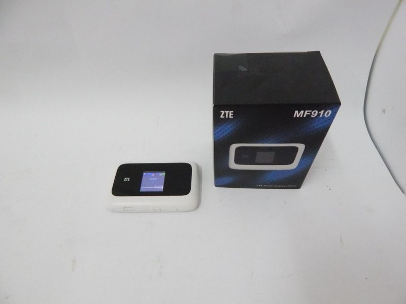 ROUTER 4G LTE ZTE MF910 ORANGE