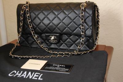 f51829153872f Klasyczna pikowana torebka Coco Chanel 2.55 - 5223728421 - oficjalne ...