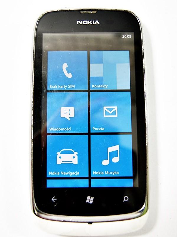 Nokia Lumia 610 B S Z Ladowarka 7036155470 Oficjalne Archiwum Allegro