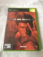 DEAD OR ALIVE 3 Gra na Xbox