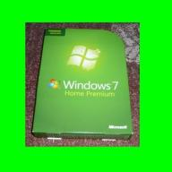 ORYGINALNY WINDOWS 7 HOME PREMIUM BOX 32/64 UPG PL