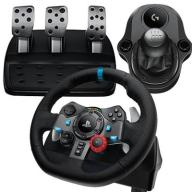 WYPOŻYCZ Logitech G29 +Gry+Dirt Rally Project cars