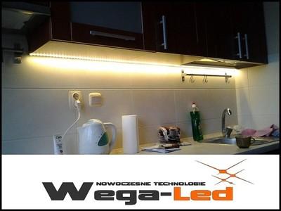 Zestaw Oświetlenie Podszafkowe Led 100cm Listwa 5739457668