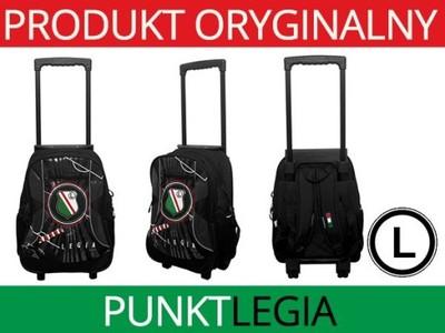 7eed9c6820ac1 Plecak Trolley Legia Warszawa - 6378001888 - oficjalne archiwum allegro