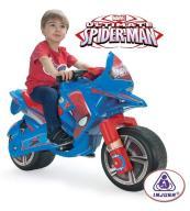 INJUSA Motor Spiderman 6V