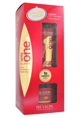 Revlon 150ml Uniq One + 300ml Superior Hair Mask