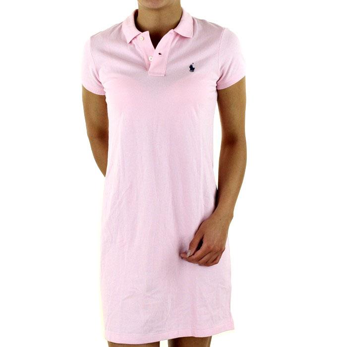 73eb141e3e NOWA Sukienka Ralph Lauren różowa z USA! XS - 7021256136 - oficjalne ...
