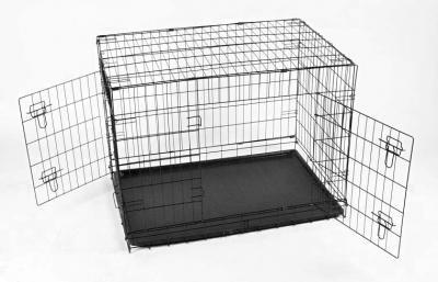Klatka dla psa / Klatki dla psow L 91x60x69 cm
