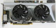 MSI Radeon 5870 Lighting Twin Frozr II