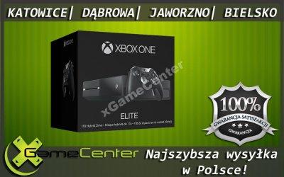KONSOLA XBOX ONE ELITE 1TB + 1,5 ROKU GWAR @ xGC