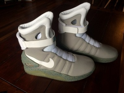 Buty Nike Air Mag V2 Back To Future Led 6729073119 Oficjalne Archiwum Allegro