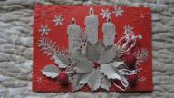 Kartka świąteczna 3D ręcznie wykonana