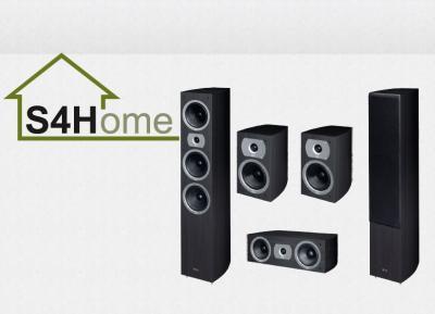 Heco Victa II 701 / 201 / 101 set + Kabel Gratis!