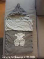 Śpiworek TOUS Baby Sleeping Bag STAN BDB piękny