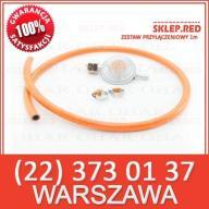 Zestaw gazowy do butli Wąż Reduktor 1 M - WARSZAWA