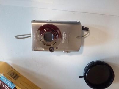 Canon ixus 960 is titan