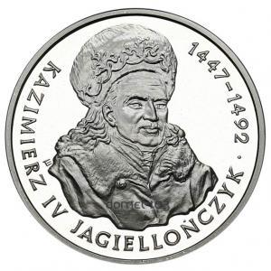 1332. 200.000 zł 1993, Jagiellończyk - pop, st.L