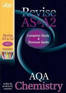 Rob Ritchie AQA AS and A2 Chemistry Study Guide (L