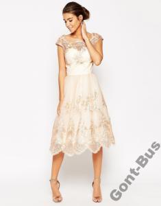 c845d293ca Sukienka CHI CHI ASOS koronkowa 36 studniówka - 5948848992 ...