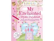 My Enchanted Sticker Storybook (9781408190135)
