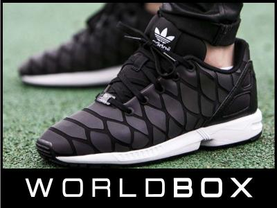 adidas zx flux xenopeltis damskie