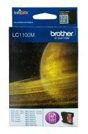 Tusz Brother czerwony LC1100M=LC-1100M, 325 str.