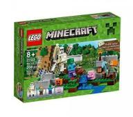 LEGO 21123 Minecraft The Iron Golem