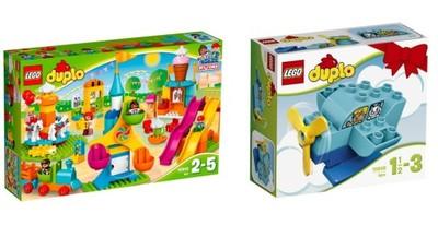 Klocki Lego Duplo Duże Wesołe Miasteczko 10840 6926832029