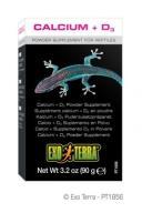 Exo Terra CALCIUM+D3 90G _WAPNO dla gada