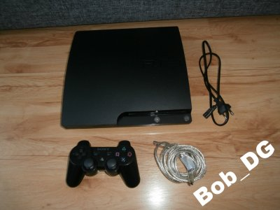 KONSOLA SONY PS3 SLIM 120 GB POLECAM STAN BDB