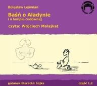 Baśń o Aladynie i o lampie cudownej. Audio 2CD