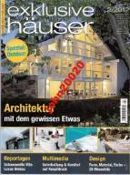 EXKLUSIVE HAUSER 2/2012.ARCHITEKTUR