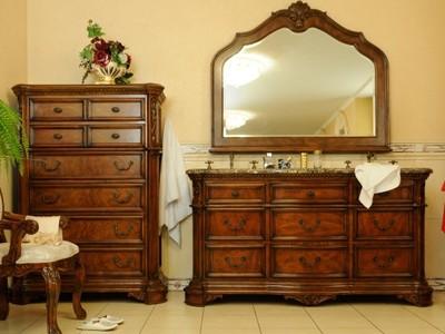 Komoda łazienkowa Zestaw Meble Do łazienki Stylowe